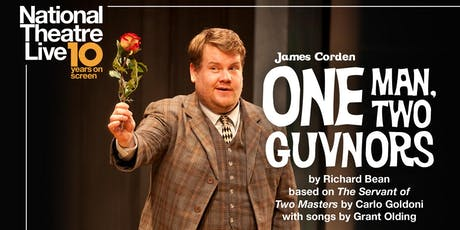 NT Live: One Man, Two Guvnors  tickets