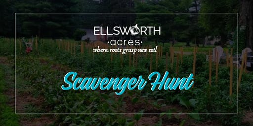 Annual Ellsworth Acres Scavenger Hunt