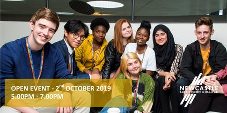 Open Event - October 2019 tickets