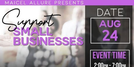 Vendors Wanted-Support Small Business Event  tickets