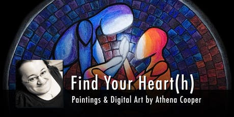 Find Your Heart(h) Exhibit: Meet the Artist tickets