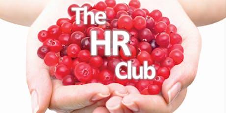 The HR Club with Guest Speaker Chloe Ricciardi tickets