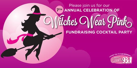Witches Wear Pink Breast Cancer Fundraising Cocktail Party tickets