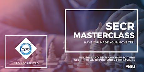 SECR Masterclass and Seminar: Manchester Morning tickets