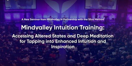 Mindvalley Intuition Training is coming to Santa Barbara! tickets
