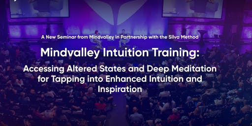 Mindvalley Intuition Training is coming to Santa Barbara!