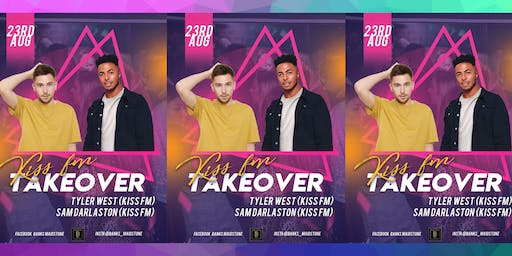 Bank Holiday KISS FM Takeover