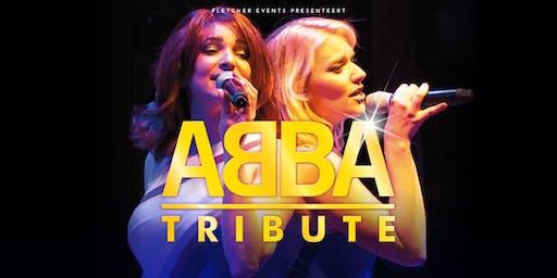 ABBA Tribute in Nieuwegein (Utrecht) 29-02-2020