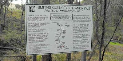 Smiths Gully 17km Hike on the 7th of Sept, 2019