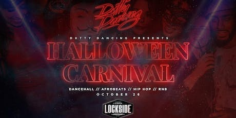 Dutty Dancing - Halloween Carnival  tickets