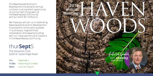 Havenwoods Annual Luncheon