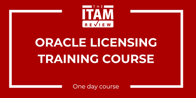 2020 US Oracle Licensing Training Course