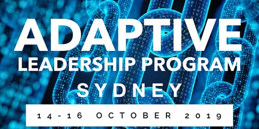 Adaptive Leadership Program