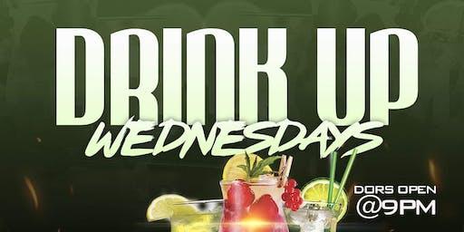 Drink Up Wednesdays