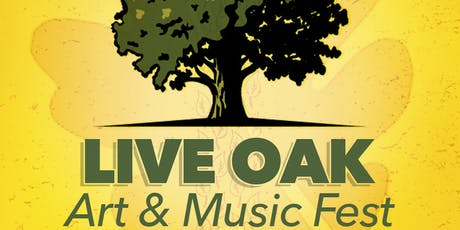 Live Oak Art & Music Festival tickets