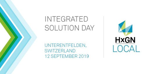 HxGN LOCAL Integrated Solutions Day