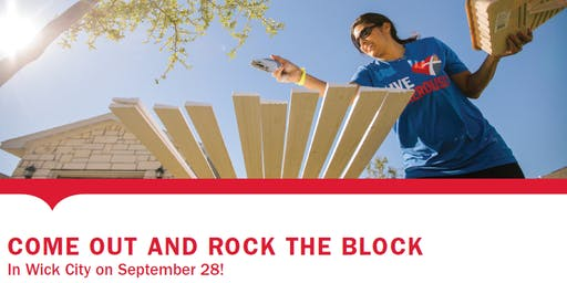 Rock The Block : Building On Faith