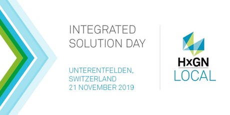 HxGN LOCAL Integrated Solutions Day tickets