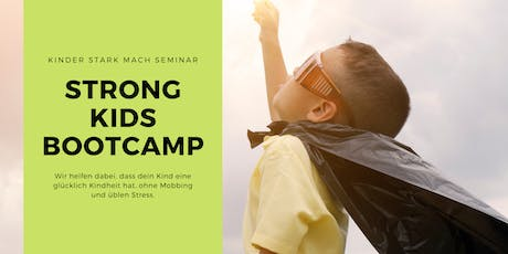 StrongKids Bootcamp Tickets