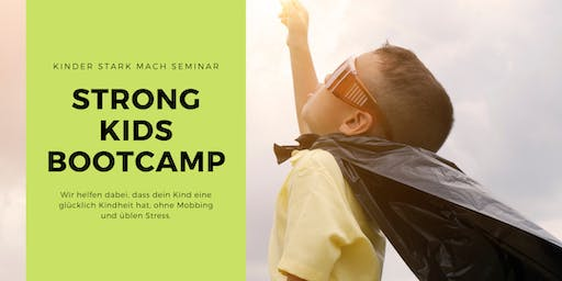 StrongKids Bootcamp
