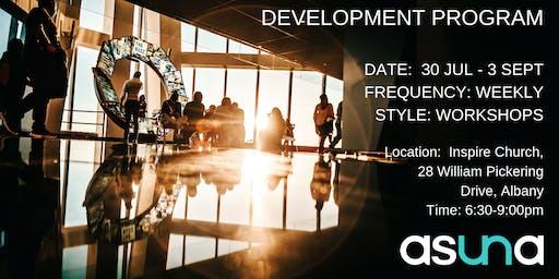 Asuna Development Prog
