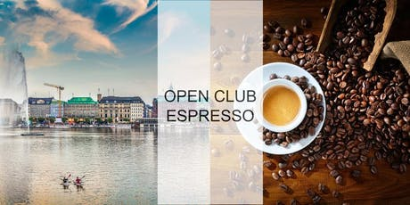 Open Club Espresso (Hamburg) - November Tickets