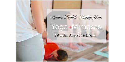 Yoga, Mimosas, & Makeup