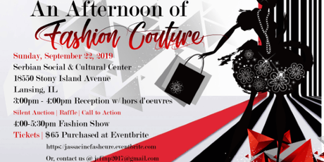 An Afternoon of Fashion Couture tickets