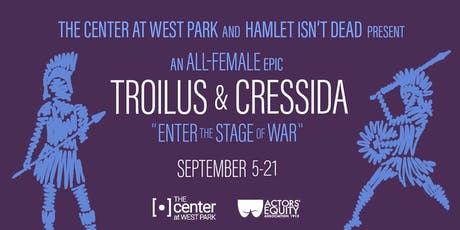Troilus & Cressida tickets