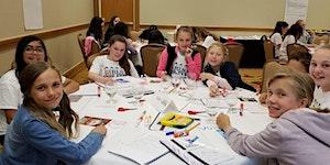 Camp Parliament for Girls Toronto 2020
