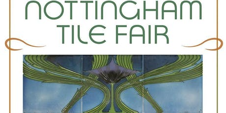 Nottingham Antique Tile Fair tickets