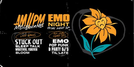 AM//PM Emo Night Melbourne tickets