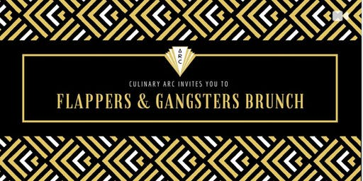 Flappers & Gangsters Bottomless Brunch