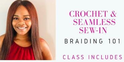 Crochet & Seamless Sew-In