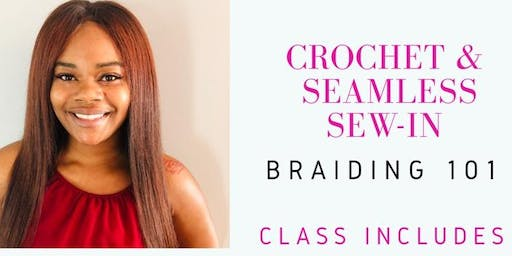 Crochet & Seamless Sew-In