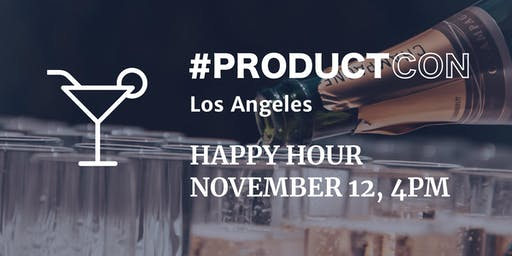 Happy Hour for Product Managers in Los Angeles
