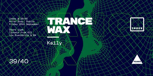 Index: TRANCEWAX