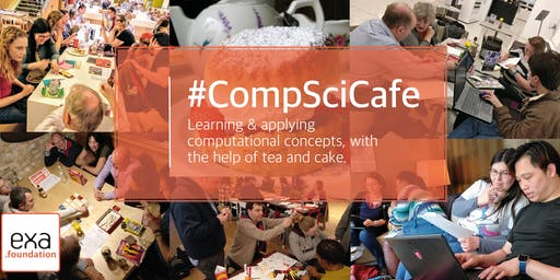#exabits: #CompSciCafe, Chelmsford 19Aug19