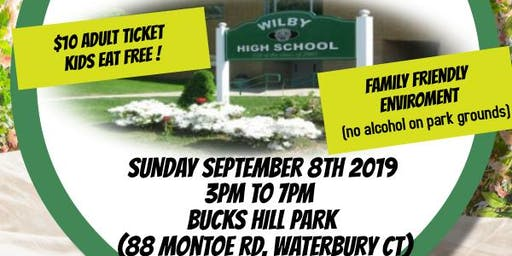 Wilby Alumni Cookout