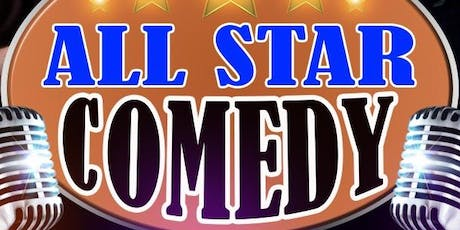 All Star Comedy Show tickets