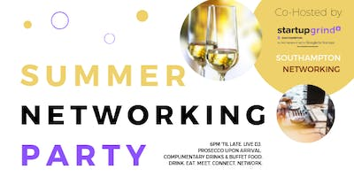 Southampton Summer Networking Party