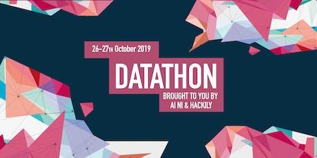AI NI Datathon tickets