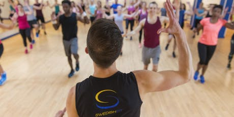 SWEDISH FIT Class @London King's Cross : Have Fun, Get Fit! tickets