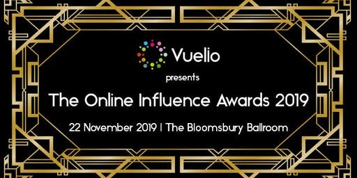 The Online Influence Awards 2019
