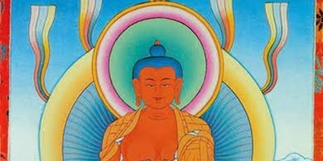 Meditation retreat - Living and Dying Fearlessly - Amitabha Buddha Empowerment tickets