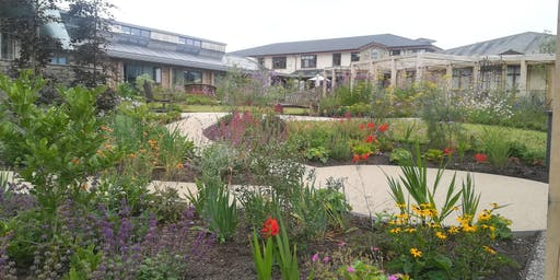Olivia Kirk Gardens - Guided Tour & Talk, St Peter's Hospice Bristol