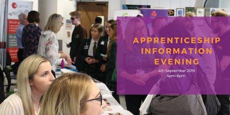 Apprenticeship Fair 2020 tickets