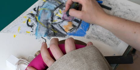 Touch Encounters: Drawing Workshop with Gabrielle Lockwood Estrin tickets