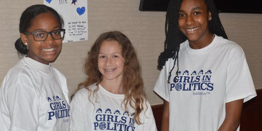Camp Congress for Girls Charlotte 2020