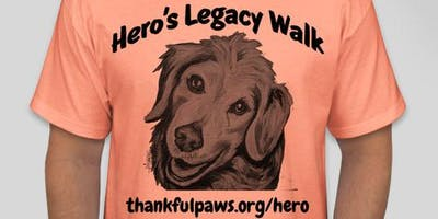 Hero's Legacy Walk-A-Thon